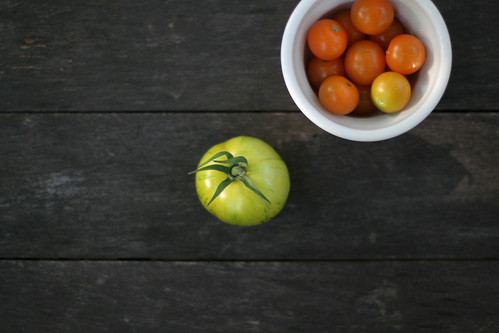 for the love of a homegrown tomato