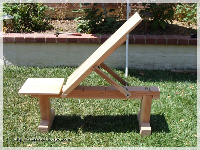 wooden workout bench 3