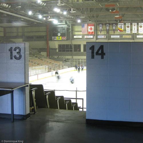 Erie Otter practice 1