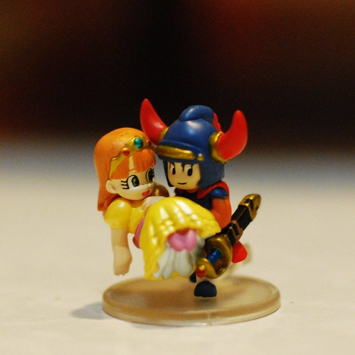 Dragon Quest 勇者ロド & ローラ姬