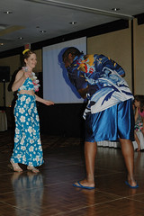 Jason & Robin Alexander - Wedding Reception (Torrey's D70) Tags: flowers party nikon couple married dancing d70 drinking reception dresses hawaiian leis celebrate weddingreception jasonalexander hawaiiantheme rebeccawalker robinalexander robingore jadonsmith