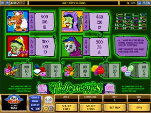 free Halloweenies slot mini symbol