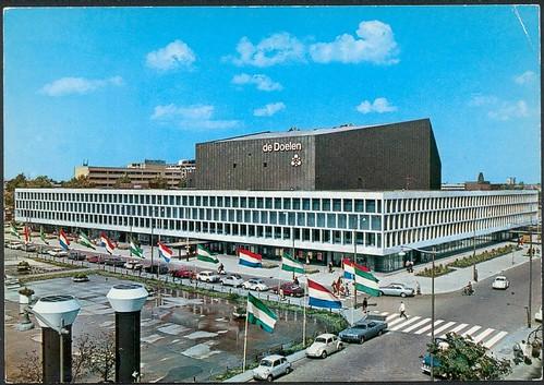 Photos de Gijsbert Hanekroot - De Doelen - Rotterdam (Pays-Bas) - 18 Octobre 1974 3906846855_32699b9551