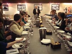 Carmelo Patti presentó en Winery sus vinos a los socios de la AAS