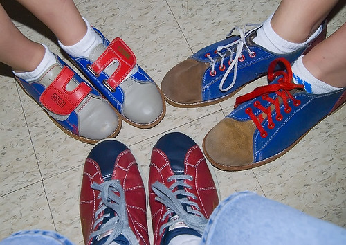 Bowling Shoes...