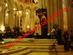 Comienzo de la peregrinación de la Cruz de la JMJ (WydMadrid2011.es) Tags: world madrid youth de la day mundial jornada jmj juventud 2011 wyd