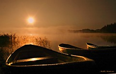 Boats in the  Morning. (markku mestila) Tags: vftw fbdg dragondaggerphoto dragondaggeraward saariysqualitypictures zensationalworld flickrvault sailsevenseas trolledproud theadmirergroup sbfmasterpiece