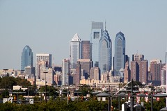 Philadelphia Skyline South