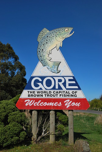 Gore - Southland - Southland - New Zealand