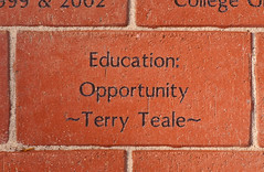 Education: Opportunity ~Terry Teale~ (Eastern Washington University) Tags: hello opportunity usa brick college washington education university spokane walk bricks terry cheney wa eastern alumni ~ inscription paver ewu donor teale ewuphoto brickswith s2r9p2 mid22353 brickwith