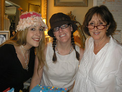 Vintage Emporium: Me, Denise and Owner!