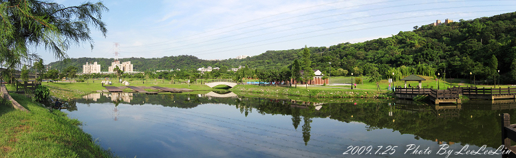 大漢溪左岸單車道|大鶯綠野景觀自行車道