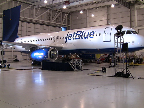 JetBlue new livery
