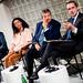 Capitale Digitale - I relatori: Laith Zraikat, Nadine Toukan, Tarak Ben Ammar, Franco Bernabè