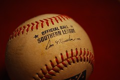 southern league baseball (MatiasSingers) Tags: ball official baseball southernleague