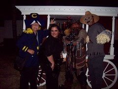Picture 100 (legogrrl4) Tags: party halloween cat costume candy scarecrow haunted captain mansion crunch barbarian