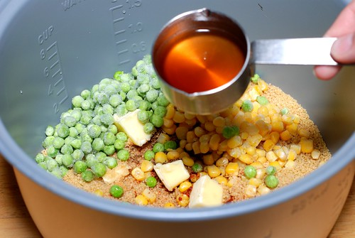 Spanish CousCous