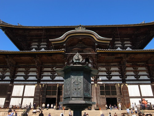 Toudaiji Kondo in Nara, Japan 3