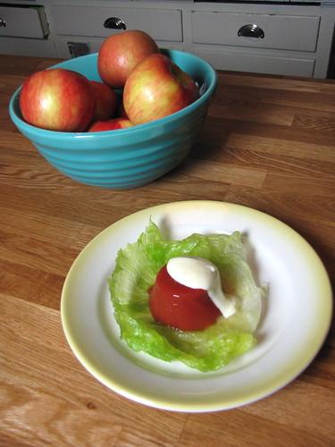The tomato aspic experiment: