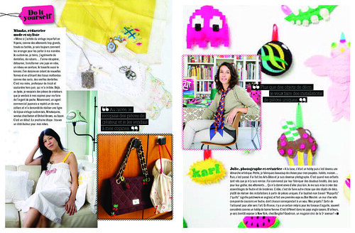 French Glamor: do it yourself article pg 4