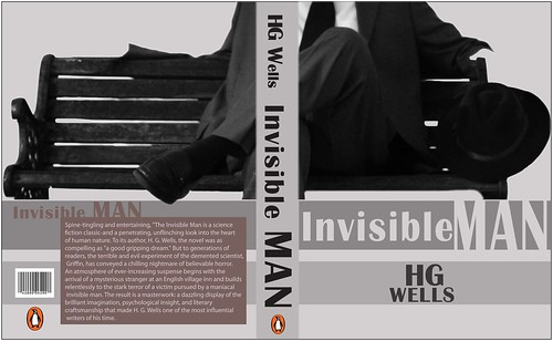 Invisible Man Book Jacket