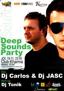 Deep Sounds Party