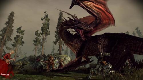 Dragon Age Flemeth.