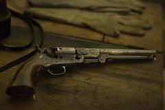 Lee's Colt (Sabreur76) Tags: geotagged virginia richmond civilwar pistol revolver colt csa vicen confederates gauntlets fieldglasses generalrobertelee abigfave nikond80 museumoftheconfederacy feli flickrdiamond colt1851navy 36caliber sabreur76 robertedwardlee vicenfeli geo:lat=37540336 geo:lon=77429567