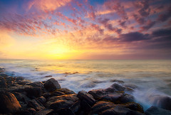Hawaii Sunset Memories (kevin mcneal) Tags: ocean sunset hawaii islands maui tropical thepowerofnow