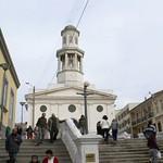 Valparaíso: Atrio La Matriz