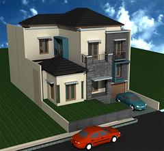 Desain Rumah-Minimalis-Citra-Grand by Indograha Arsitama Desain  & Build