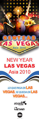 Las Vegas New Year - Asia