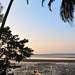 Sunset near Kerim beach