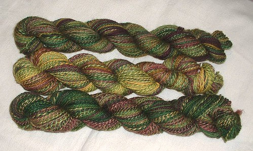 tommys green yarn prewash