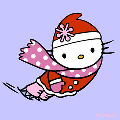 Hello Kitty Twitter Avatar
