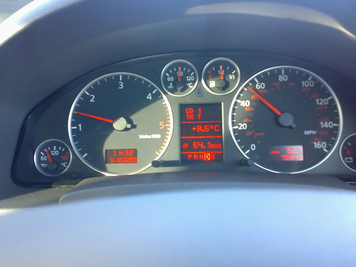 Unbelievable Mpg Figures For The A TDI Audi Forums - Audi a4 mpg
