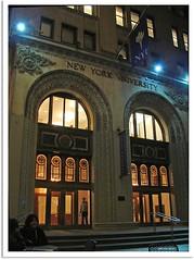 New York 2009 - New York University