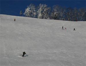 Crystal Mountain - December 12, 2009