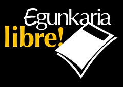 Egunkaria libre! irratia.com zuzenean