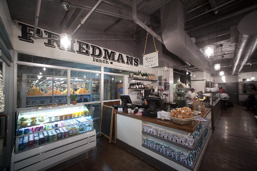 Friedman's Lunch-Chelsea Market
