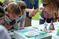 Happy Birthday (So Cal Mommy) Tags: birthday boy party toddler candles 2yearsold backyardigans