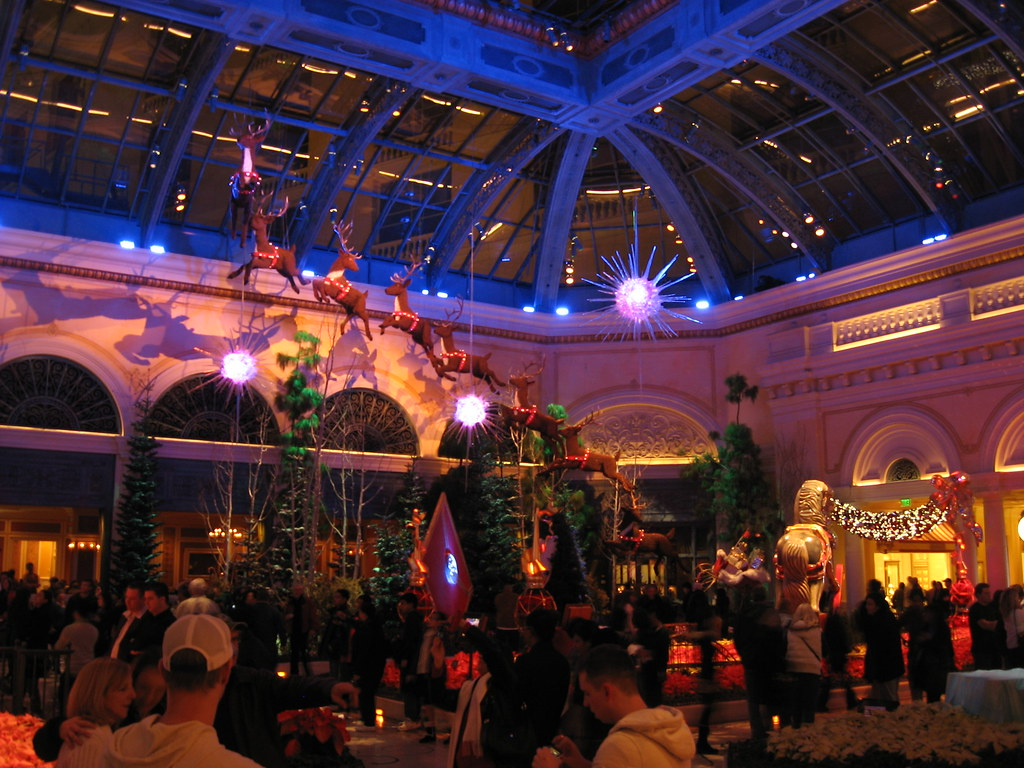 Bellagio Conservatory, Las Vegas, Nevada