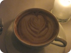Quince - Heart latte art, whole milk only