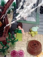 P1243[01]_26-12-09 (Bart Willen) Tags: sea people grass clamp temple shark weed rocks ship turtle shell statues crab atlantis sail loch mermaid wreck medusa ness nessie squidd merdine