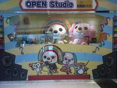 open錄音室