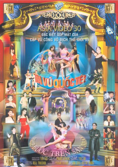 Chương Trình Ca Nhạc Asia 30: Dạ Vũ Quốc Tế 2 DVDISO/DVDRIP