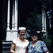 Bette with her grandmother Martha Anders