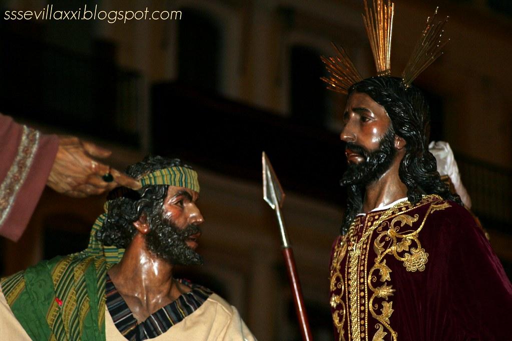 Nuestro Padre Jesús ante Anás. Martes Santo 2009