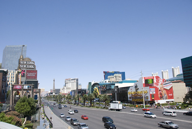 D4 vegas strip
