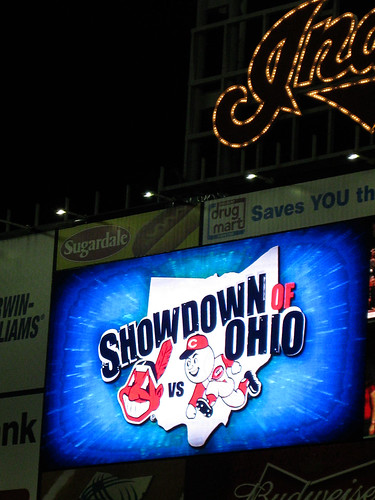 ohio baseball showdown!